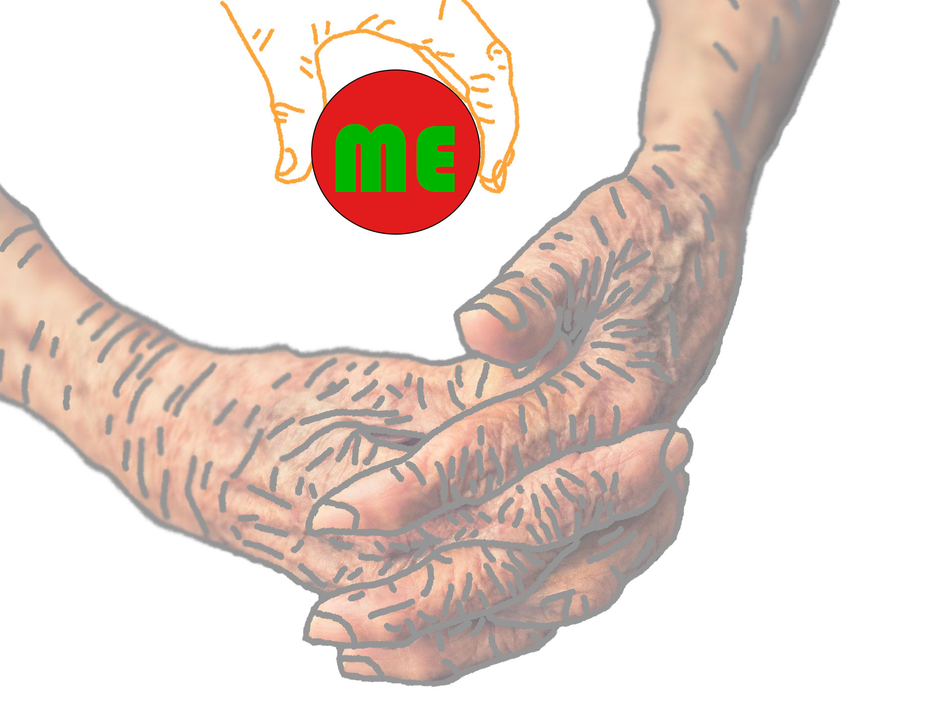 Kädet jotka kannattelevat